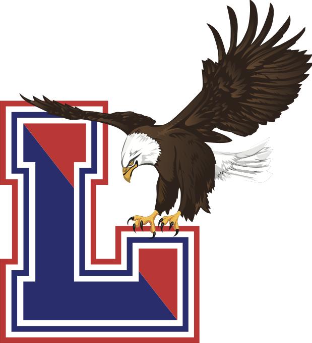 lakes eagle above l