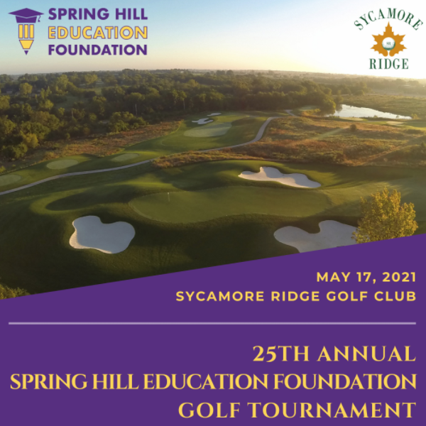 25th Annual Spring Hill Education Foundation Golf Tournament
